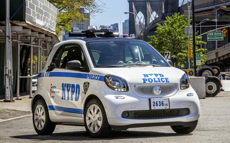In Pictures The World S Most Interesting Police Cars Autocar
