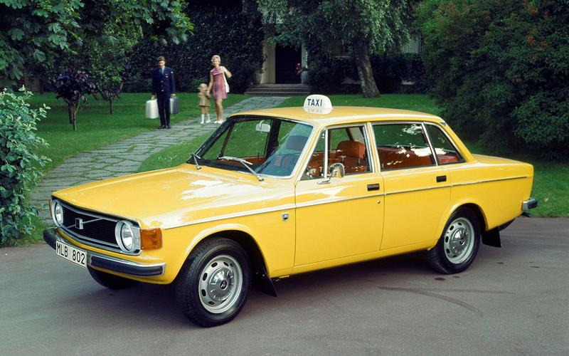 Volvo 140 series (1966)