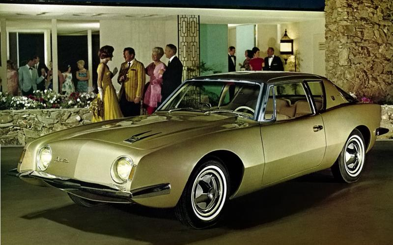 21: 1963 Studebaker Avanti