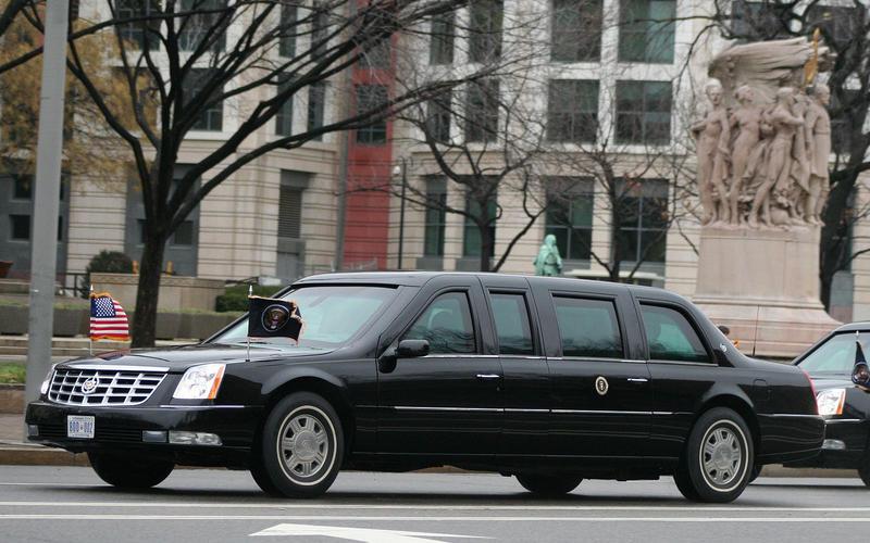 Cadillac DTS – 2005