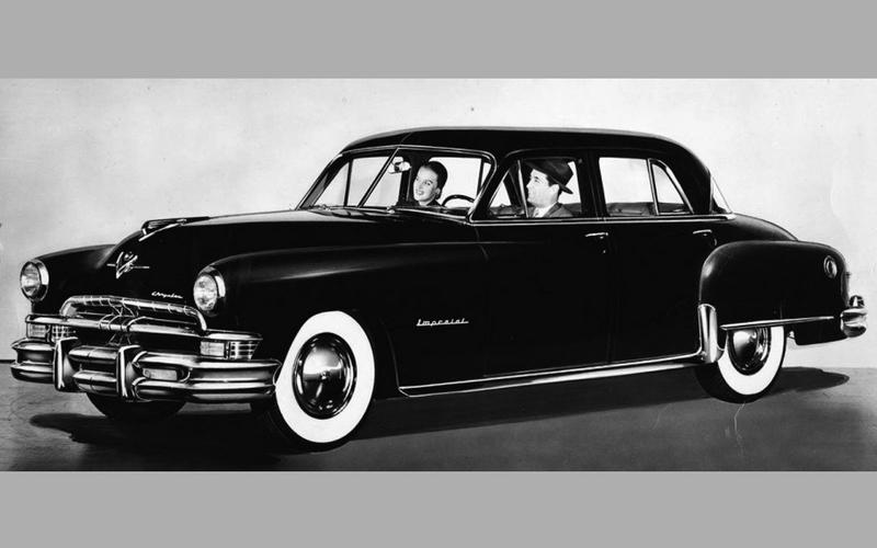ELECTRIC WINDOWS: Chrysler (1951)