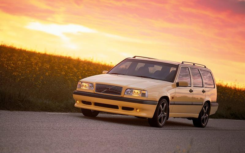 Volvo 850 T5-R (1994)