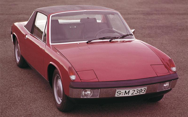 VW-Porsche 914 (1969)