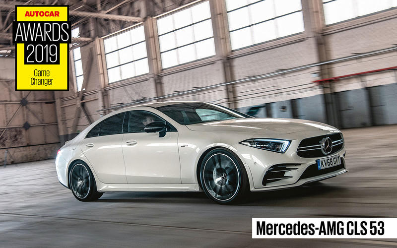 GAMECHANGER: Mercedes-AMG CLS53