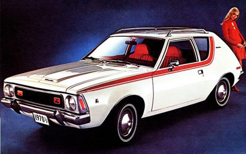 AMC Gremlin (1970)