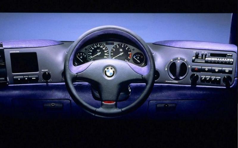 BMW Z13 concept (1993)