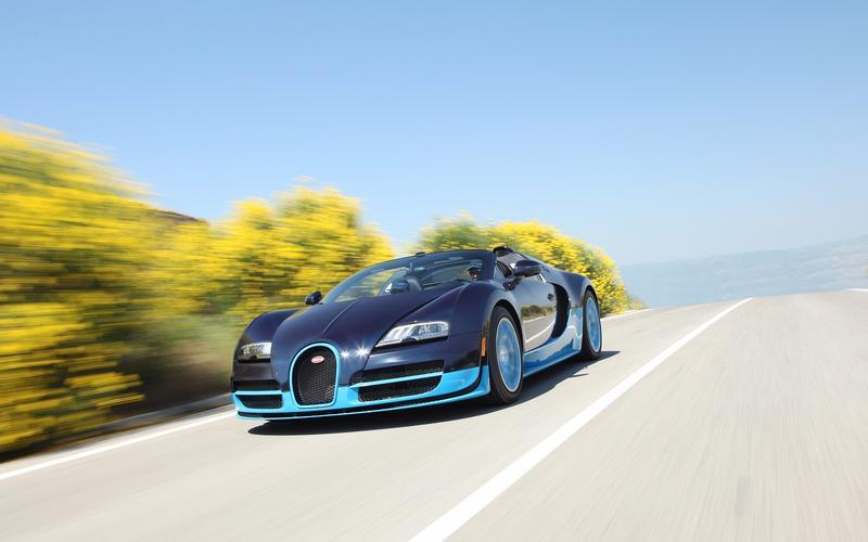 The Bugatti Veyron (2005)