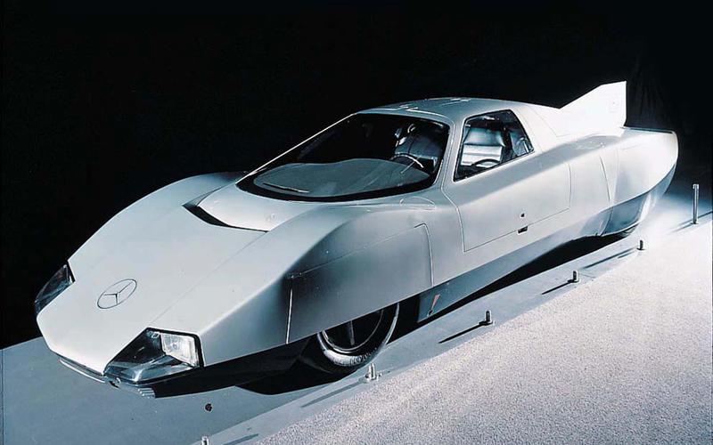 Mercedes-Benz C-111 (1978)