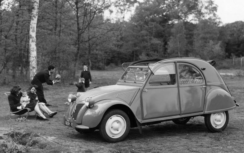 Citroën 2CV – 375cc