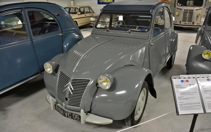 2CV AZLP (1959)
