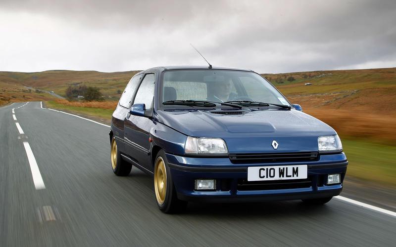 RENAULT CLIO WILLIAMS 1993-1998