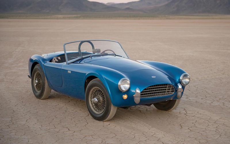 1962 Shelby 260 Cobra