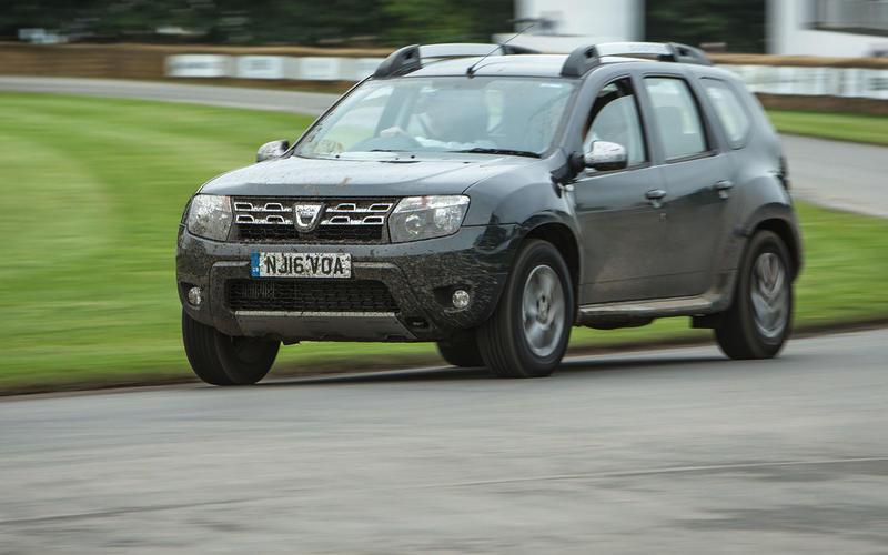 21=: Dacia -  4 recalls affecting 4 models