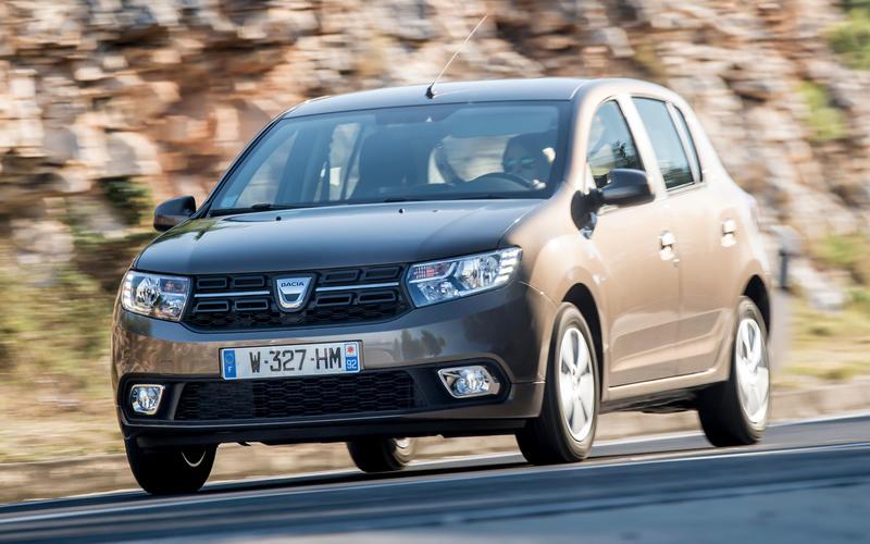 Romania: Dacia Sandero