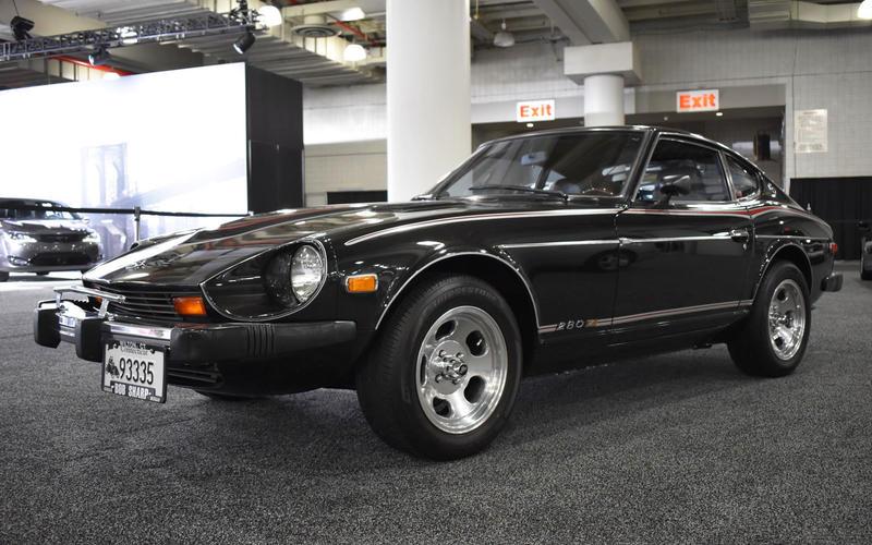 Datsun-280Z Black Pearl (1978)