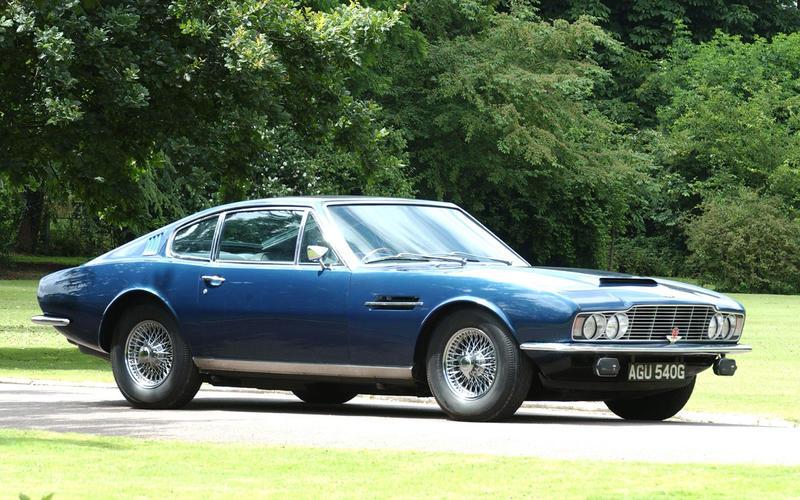 Aston Martin DBS 6 (1967)
