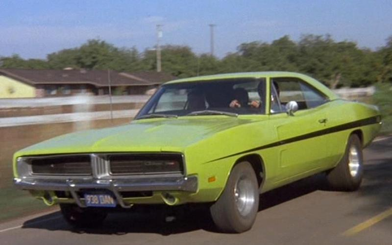 Dodge Charger (Crazy Mary, Dirty Larry, 1974)