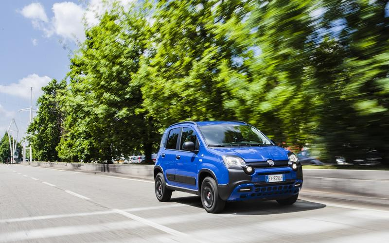 9: Italy, Fiat Panda – 142,784