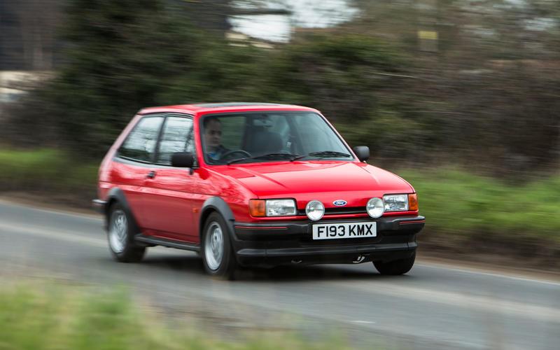 Ford Fiesta XR2 (1984)