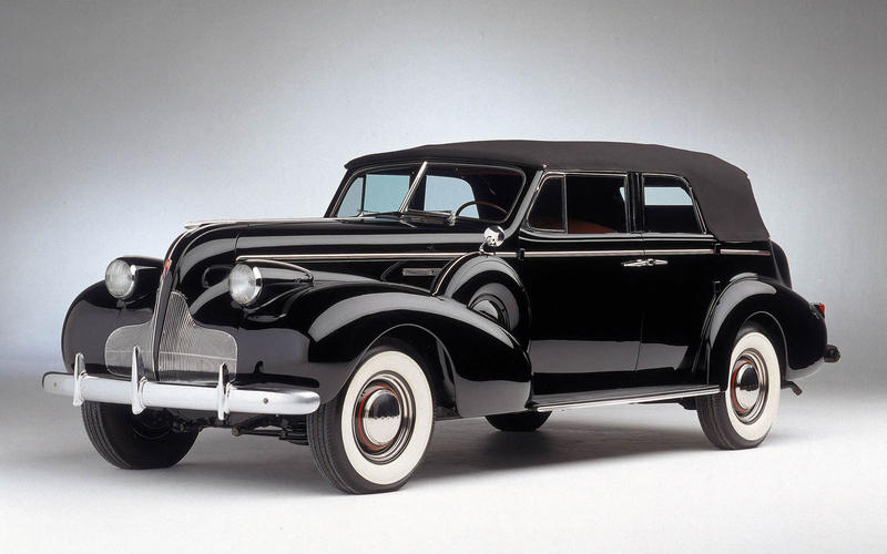 FLASHING INDICATORS: Buick (1939)
