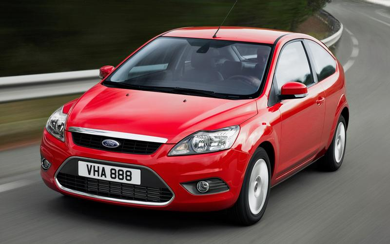 2: Ford Focus (93,517 sold)