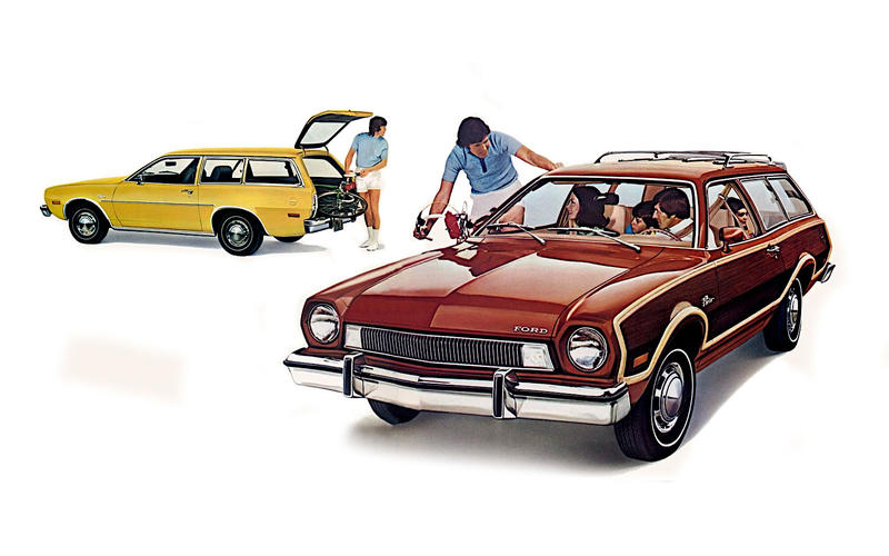 Ford Pinto: the myth