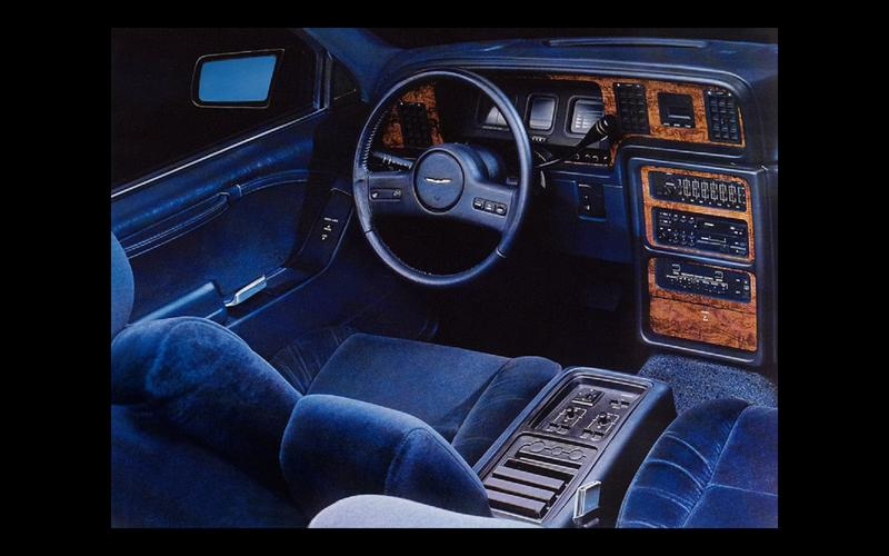 Ford Thunderbird (1983)