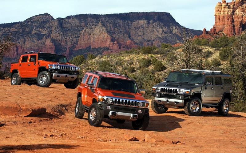 Hummer (1999 to 2010)