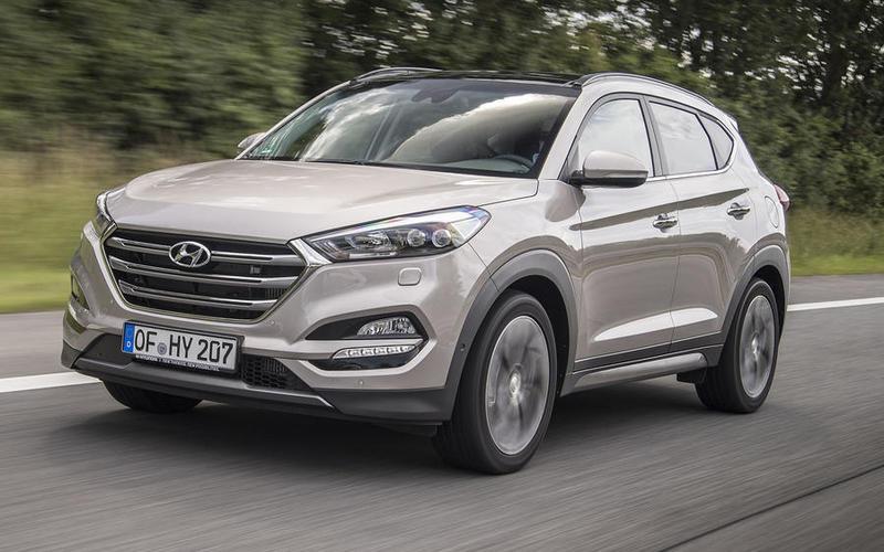 12: Hyundai Tuscon – 462,110