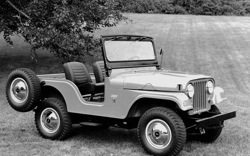 CJ-5 (1955-1983)