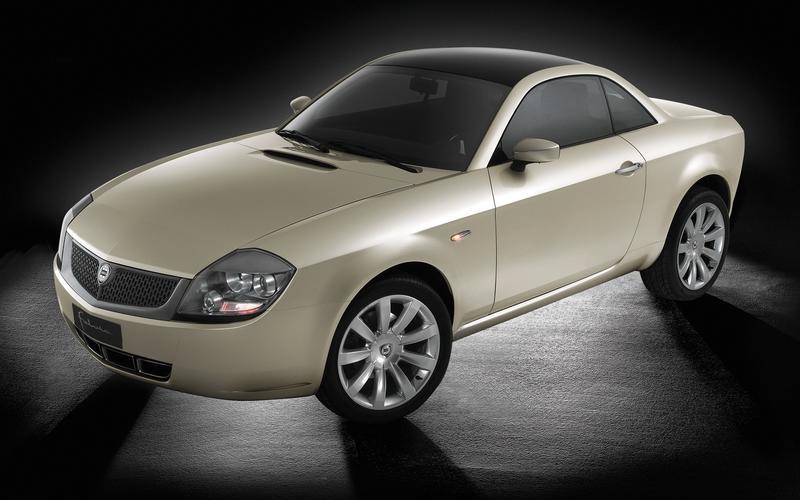 Lancia Fulvia Coupe (2003)