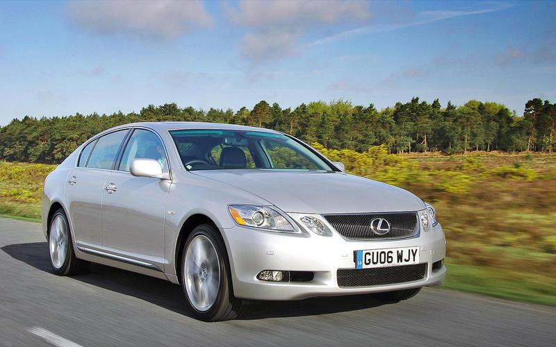 Lexus GS 450H (2006-2012), £4000-£11,000