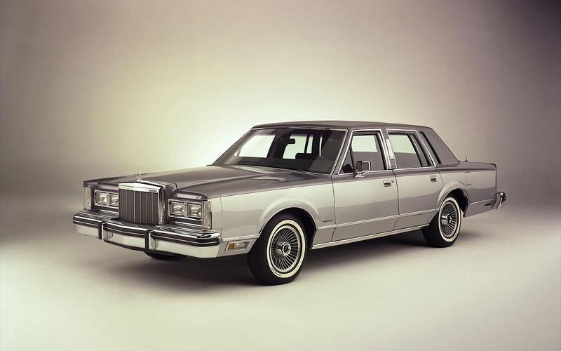 Lincoln Town Car (1980)