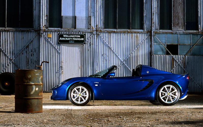 Lotus – Elise, 1996-present: 20,000+