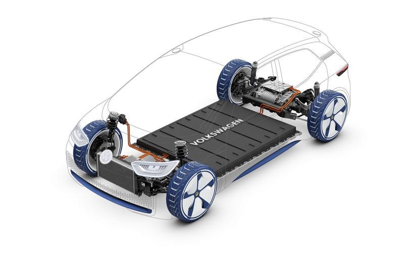 MEB no VW I.D.