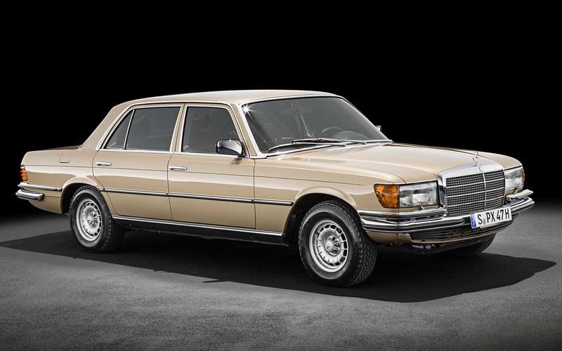 Mercedes-Benz 450 SEL 6.9 (Ronin, 1998)