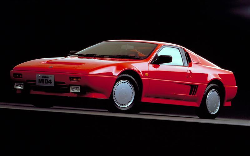 Nissan Mid4 (1985)