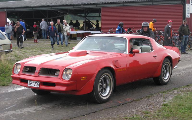 Pontiac Firebird Trans Am (1969)