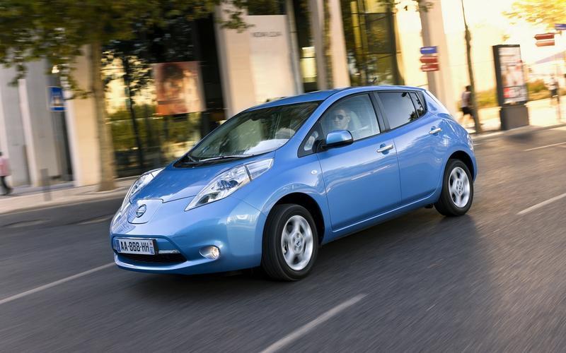 Nissan Leaf (2010)