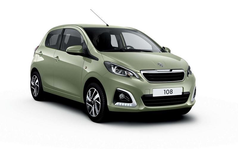Peugeot 108 – £12,785