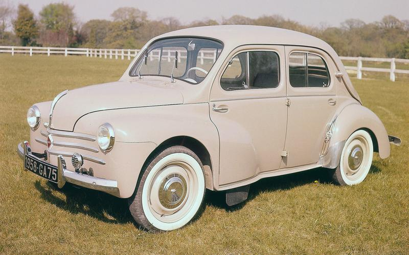 Renault's entry (1949)