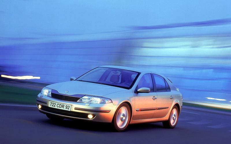Renault Laguna (second generation, 2001)