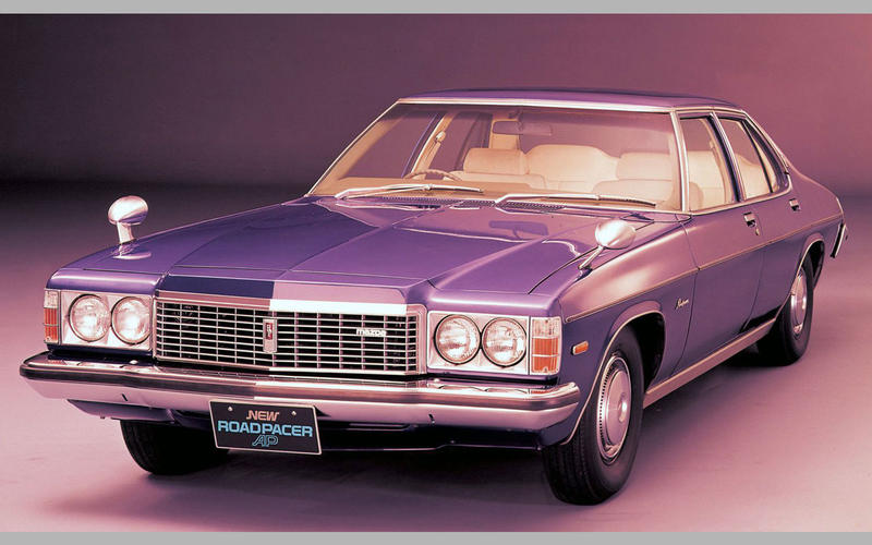 Mazda Roadpacer (1975)