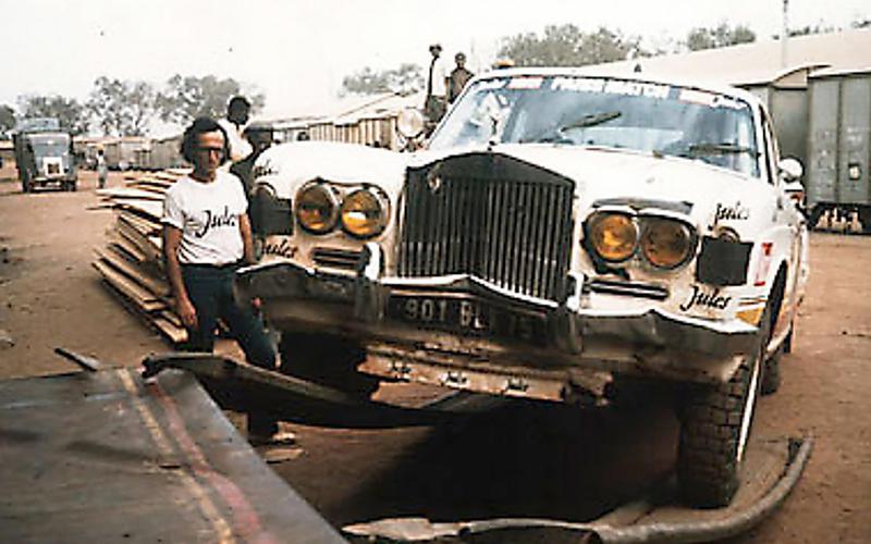 Rolls-Royce Corniche - 1981