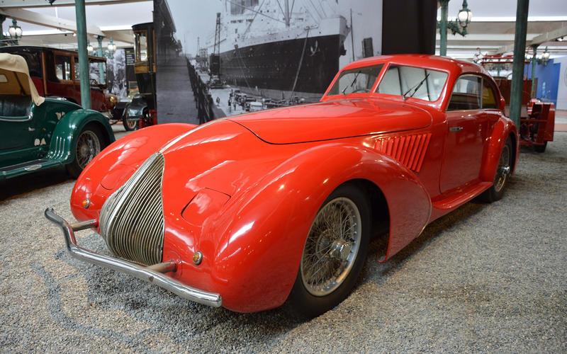 Alfa Romeo 8C 2900 (1936)