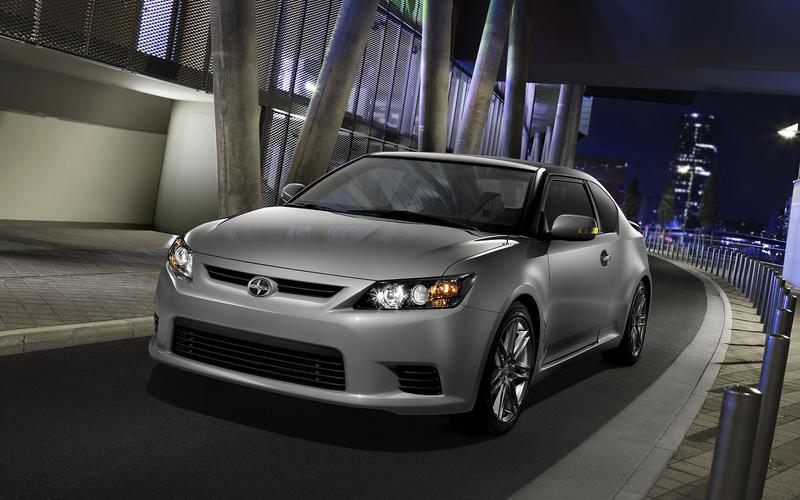Scion tC (second-generation, 2010)