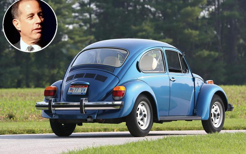 Jerry Seinfeld - Volkswagen Beetle