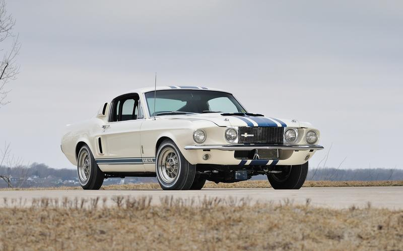 The GT500 and the Super Snake (1967)