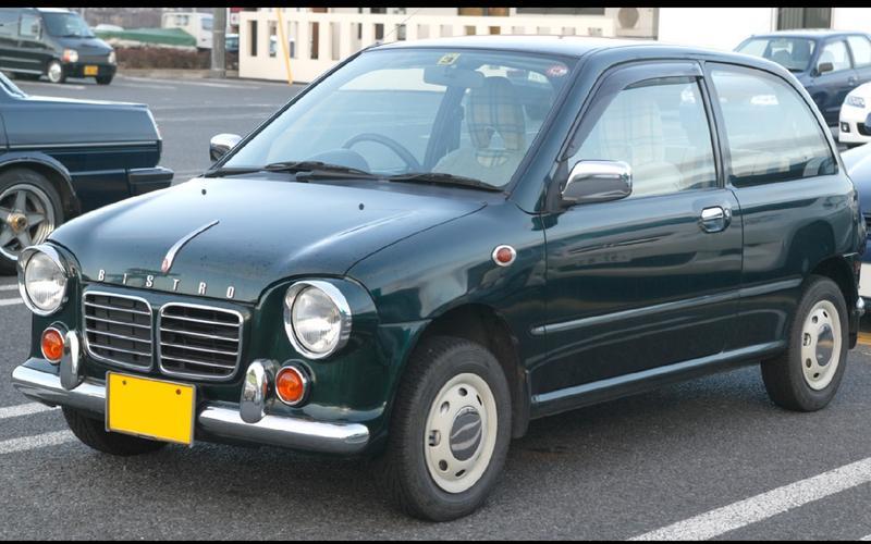 Subaru Vivio Bistro (1995)