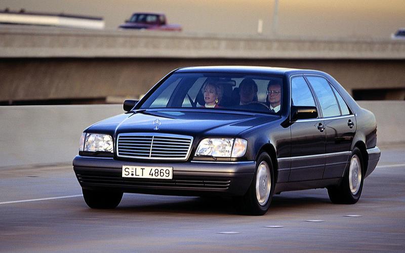Mercedes S600 (1991)